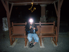 ghost photo sent in for analysis strange occurrences paranormal investigators wellington new zealand