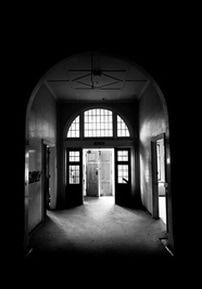 Fever Hospital, mt Victoria, Wellington, New Zealand, haunted hospital, haunted places in new Zealand, photo by Rob Wilson, Strange occurrences paranormal investigators, Wellington New Zealand