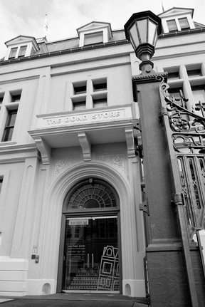 Ghostly haunted buildings in Wellington new Zealand, Wellington Museum of City and Sea - another of the capital's haunted buildings? Historic hauntings new Zealand, Photo: J.Gilberd