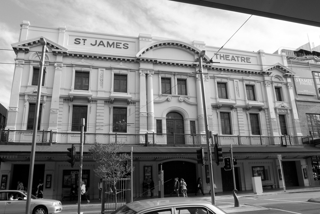 St James Theatre, Wellington - one of New Zealand's reputedly most haunted buildings, ghosts in Wellington, NZ, haunted theatre, Yuri ghost, Spooked exploring the paranormal in new Zealand, . Photo: J.Gilberd