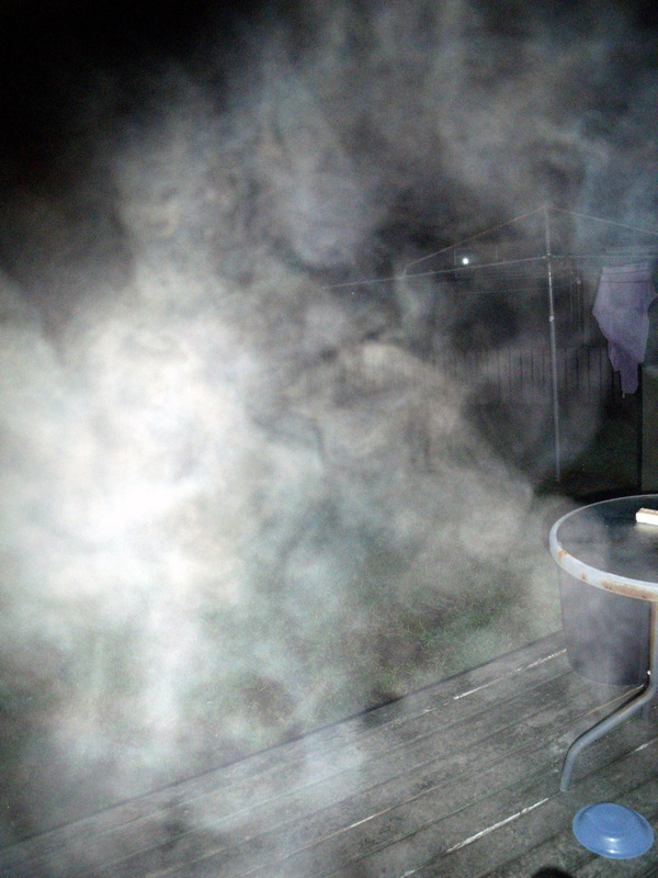 Ectoplasmic mist, photography and the paranormal, article by James Gilberd of Strange Occurrences