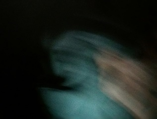 unexplained photo taken in Arizona desert, photo by Chase Strode, New Zealand Strange Occurrences Society, paranormal photo, pareidolia