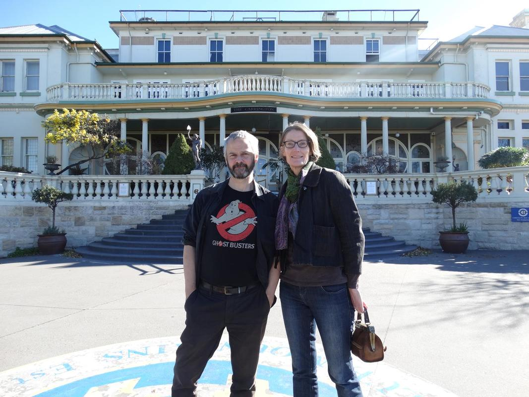 Carrington Hotel Katoomba, Paracon Australia 2016, Strange Occurrences Paranormal Investigations