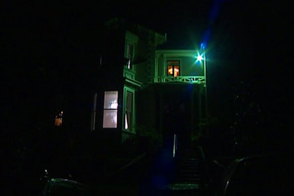 Link to exploring Inverlochy House Wellington with James Gilberd of NZ Strange Occurremces Society, haunted house in Wellington New Zealand. paranormal investigation, spooked exploring the paranormal in new zealand by James Gilberd and Jo Davy